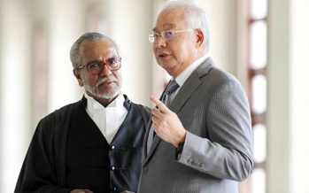 Najib trial: Johor Baru Umno received RM300,000 from Najib