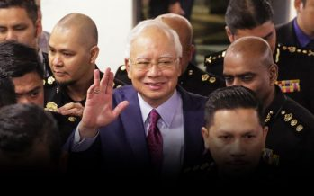 China investment served as 1MDB bailouts
