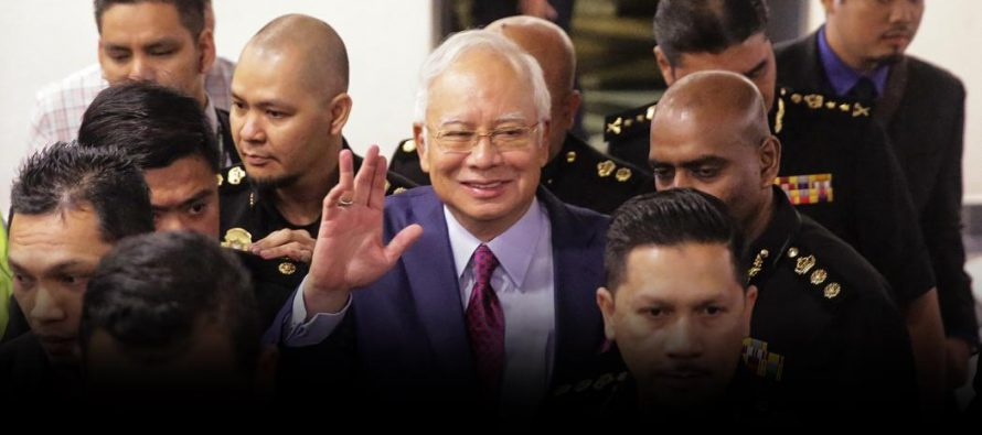 Najib's trial: Defence to cross-examine first witness
