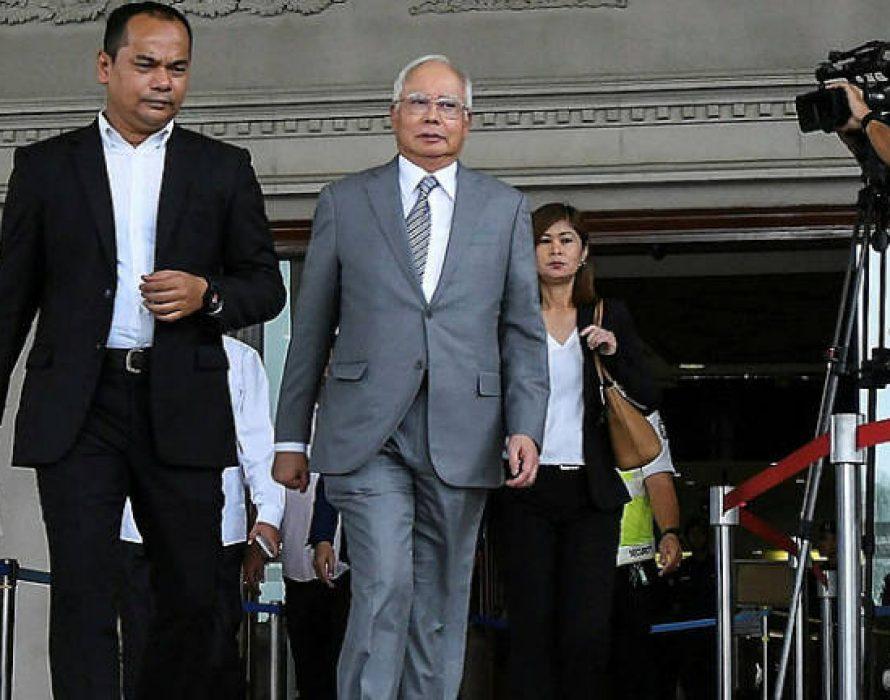 Najib Trial: Prosecution questioning methods disputed by Najib's defence team