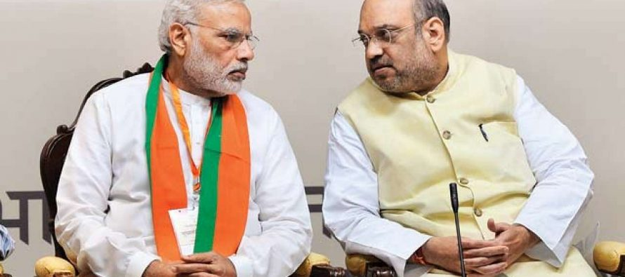 NaMo TV crisis: BJP's Amit Shah and Narendra Modi can be prosecuted
