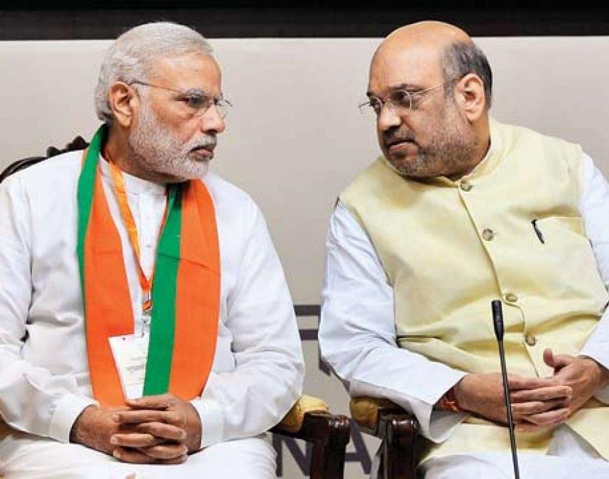 NaMo TV crisis: BJP's Amit Shah and Narendra Modi can be prosecuted