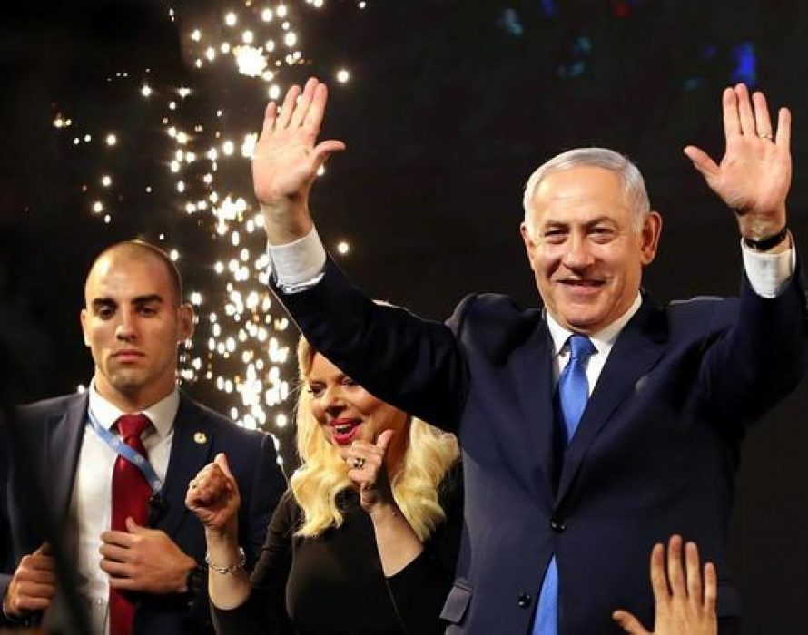 Netanyahu returns to power with Likud and ally having 35 seats each