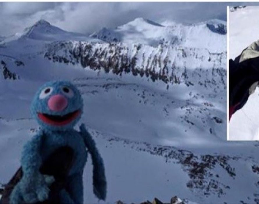 Mom forgets stuffed toy on mountain top. Social media finds it for 4-year-old