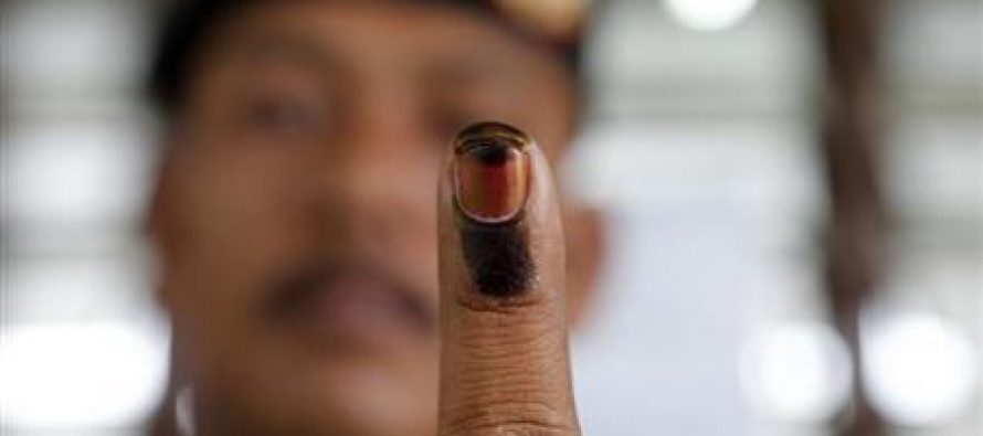 Rantau by-election: early voters exercise their right today