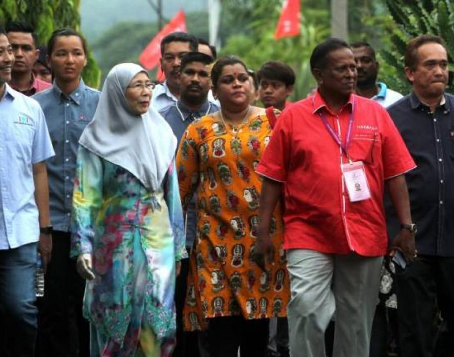 Non-Malay assemblyman not a problem for Malay voters in Rantau