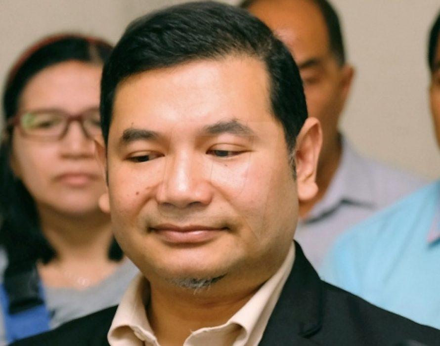 Rafizi: Mohamad probably transferred RM10 million illegally