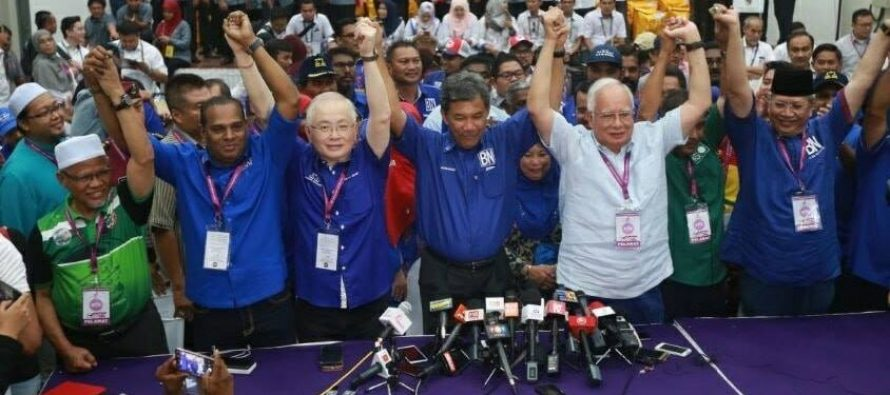 Rantau by-election: An analysis in BN's win and PH's defeat