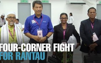 Rantau by-election: Voters urged to exercise their right this Saturday