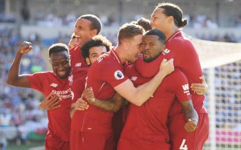 Liverpool back on top as they come through tricky test against Cardiff