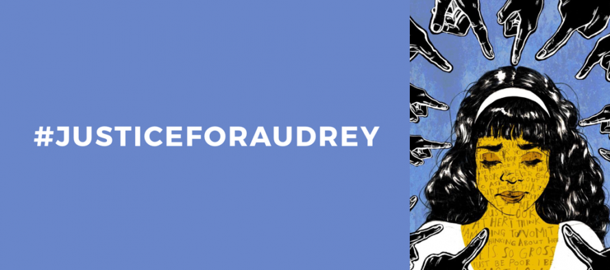 #JusticeForAudrey Petition Receives Over 1.8mn Signs