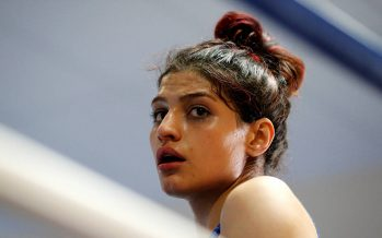 Iran's Sadaf Khadem wins title in France but wanted at home for defying Islamic dress code