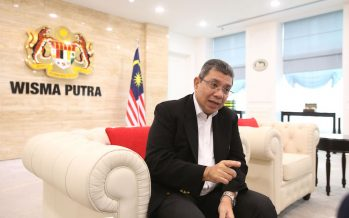 Saifuddin: Four crimes to be governed by M'sian laws if Rome Statute ratified