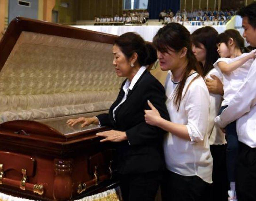 Stephen Wong Tien Fatt laid to rest