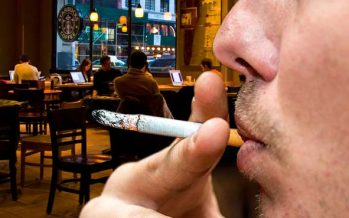 No more counseling for those who smoke at eateries after June 30