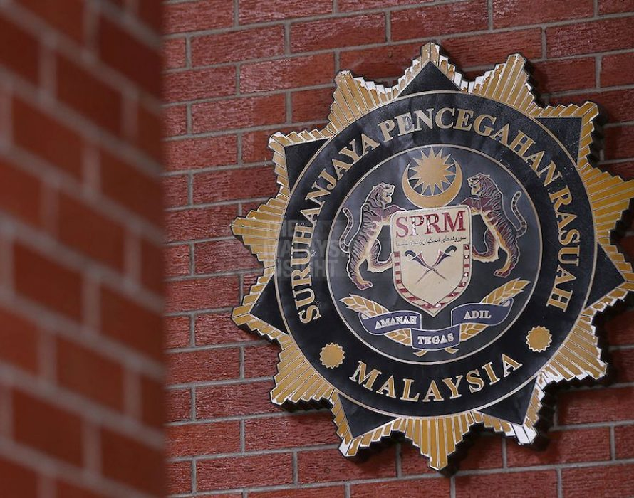 MACC detains Minister's political secretary for accepting luxury watch