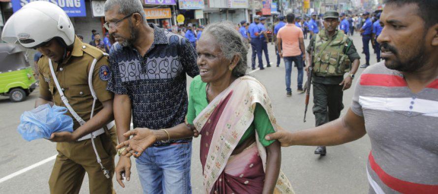 Sri Lanka: Multiple blasts hit churches, hotels on Easter Sunday, 138 dead