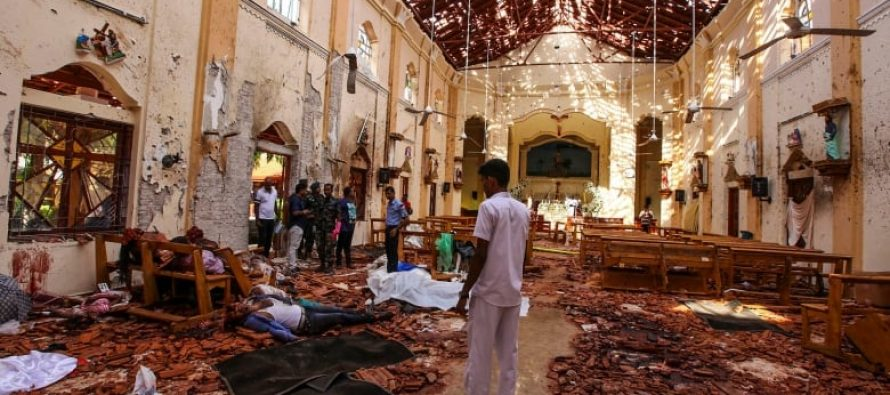 Sri Lanka bomb blasts: Coordinated attacks with the aid of international militants