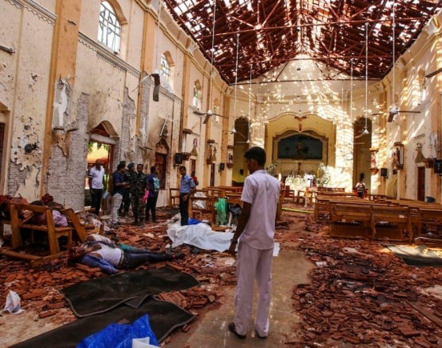 Sri Lanka bomb blasts: Coordinated attacks with the aid of international militants