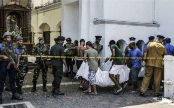 Sri Lanka bomb blasts: Spice trader dies after family members killed