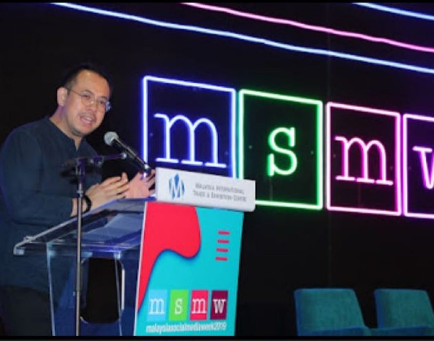 Social media turning into anti social media says deputy minister Steven Sim