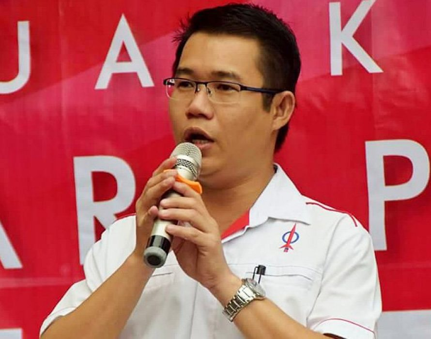 Tan: Position will be decided by the party and Johor MB
