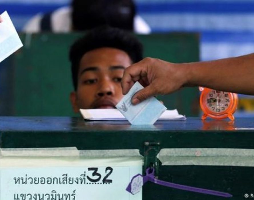 EC Thailand: Smooth by-elections but lower voter turnout