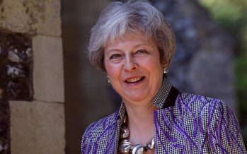 British PM Theresa May survives oust bid again