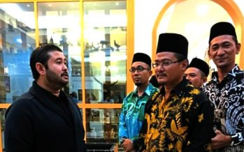 TMJ meets Johor Umno & PAS youth chiefs amidst tiff over MB post