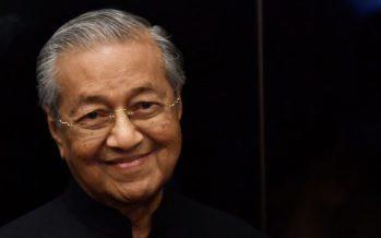 Dr Mahathir: MB appointment Bersatu's pick