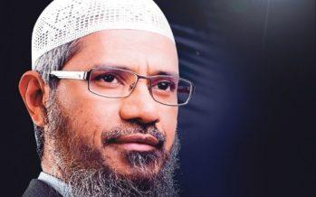 It's UUM's prerogative to invite Zakir Naik