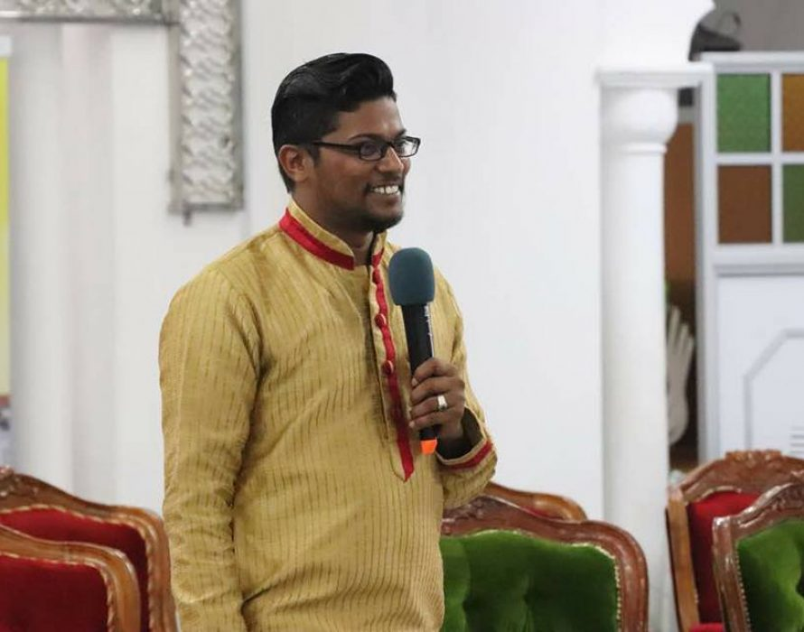 Zamri Vinoth arrested under Section 298A of Penal Code, 233 CMA