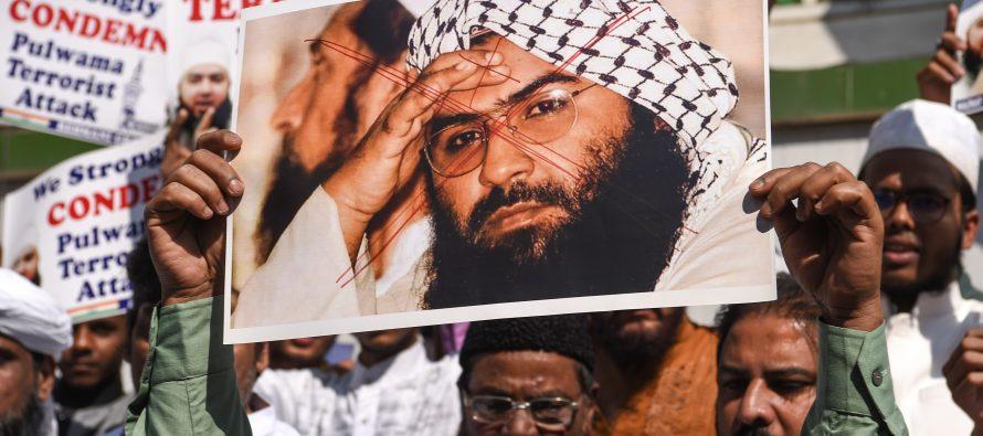 UN may designate Masood Azhar as global terrorist today