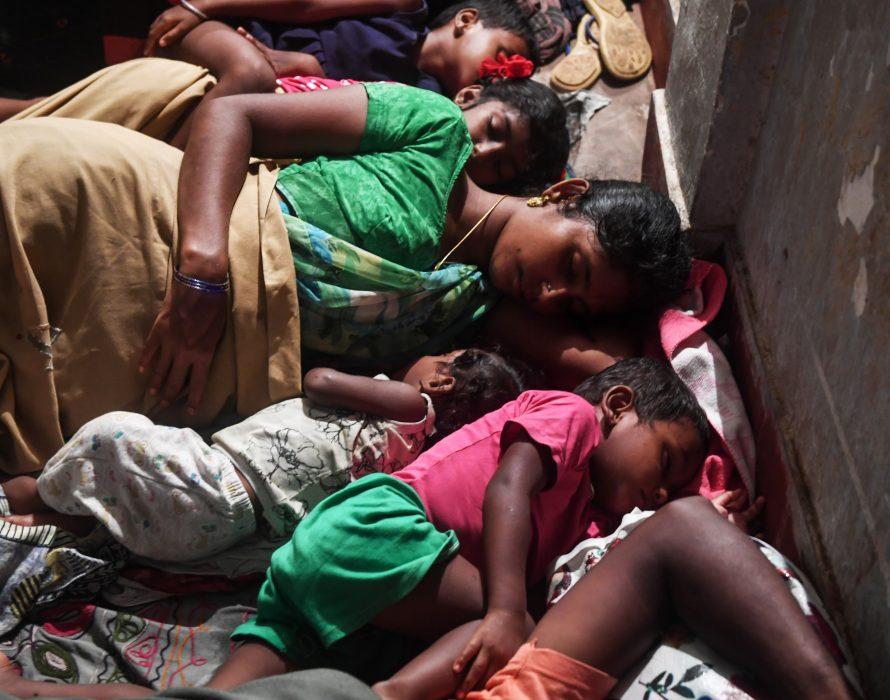 Breaking: Two killed in Indian Cyclone Fani so far