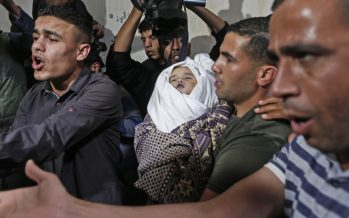 Israel army denies Gaza, mother, baby killed by Israeli strike