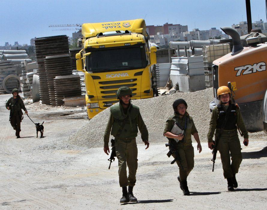 Palestinian militant killed in Israeli retaliatory strikes