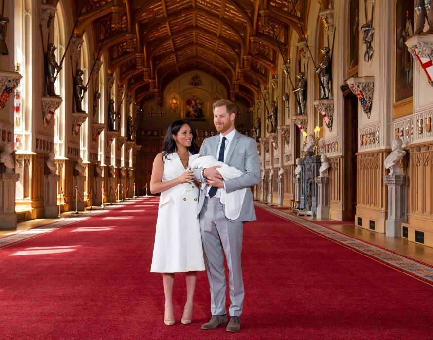 Prince Harry and Meghan name 'dream' son Archie