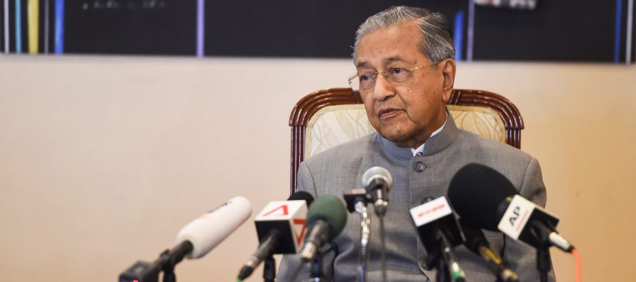 Dr.Mahathir: Innocent policemen need not fear IPCMC