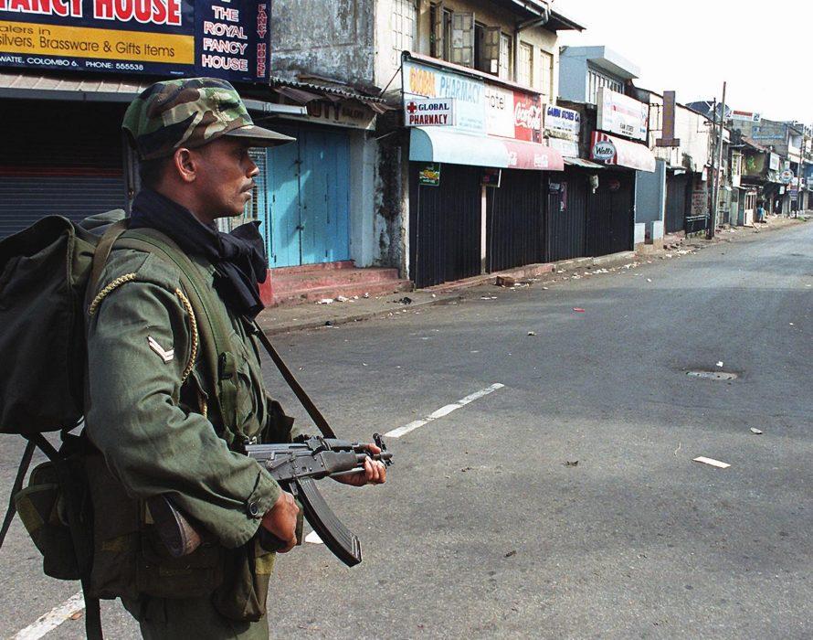Sri Lanka: Curfew in city as religious tensions rises