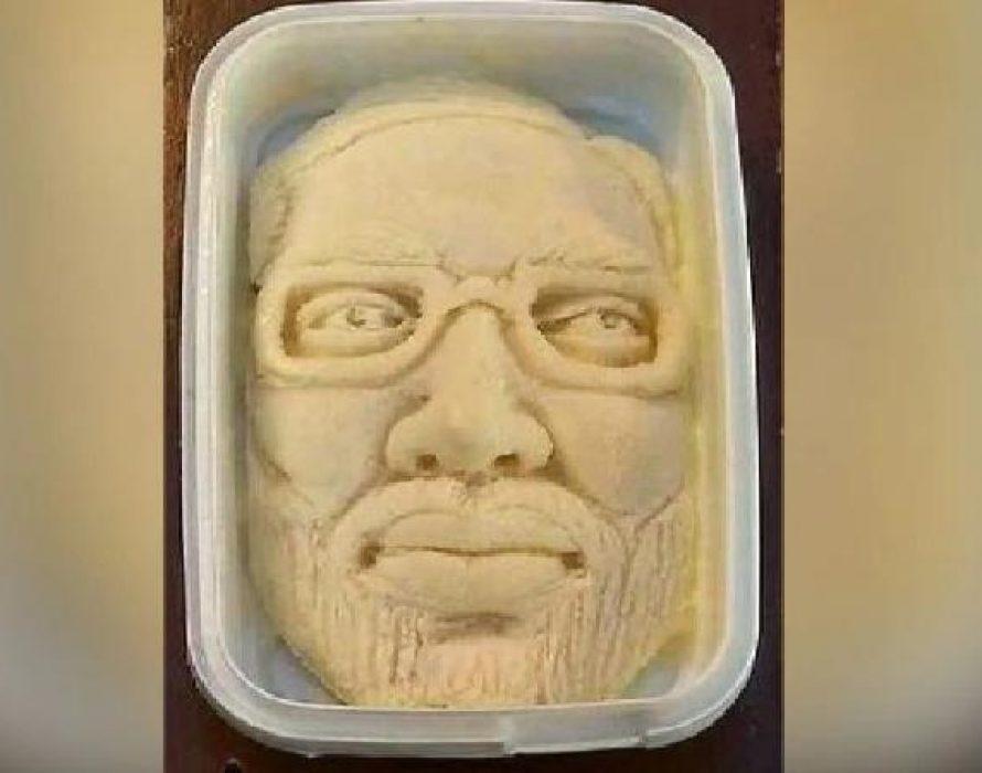 Bizarre: PM Narendra Modi gets his own customized Modi Ice-cream