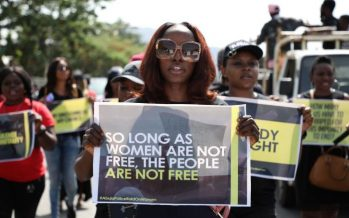 Nigerian women arrested in a raid, claim officers raped them