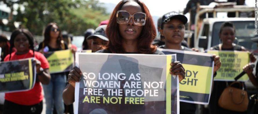 Nigerian women arrested in a raid, claim officers raped them