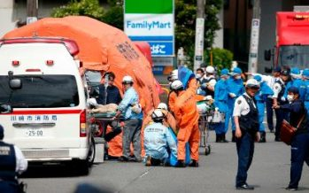 Japan stabbing spree: Children hurt in the incident