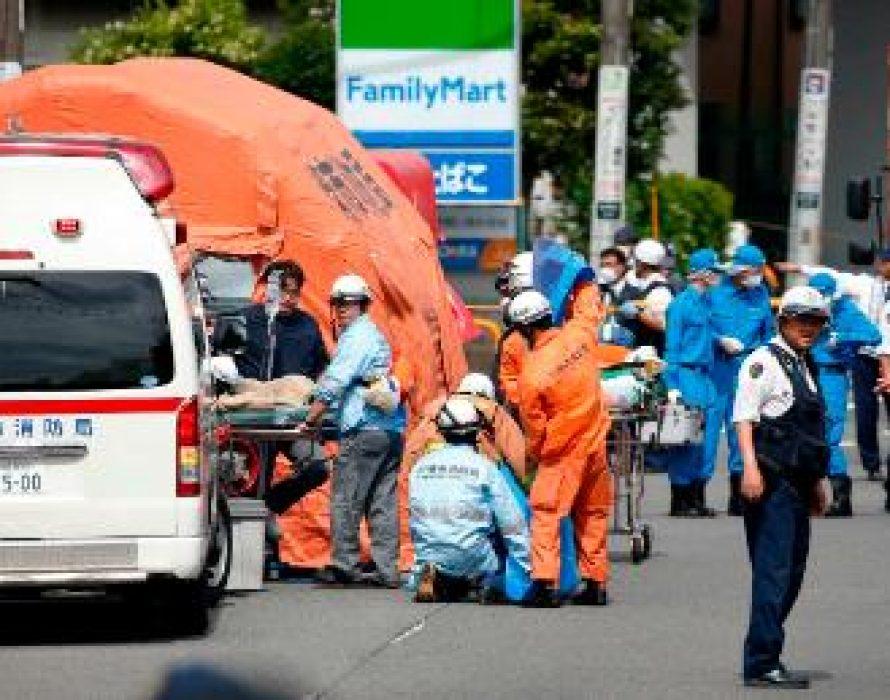 Japan stabbing spree: Children hurt in the incident