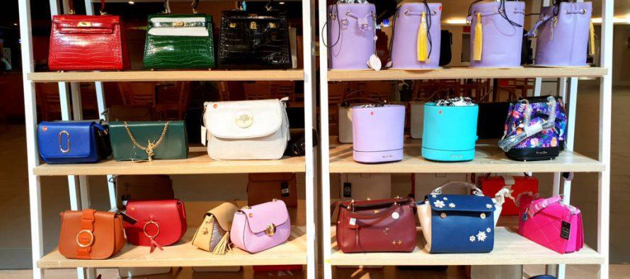 Army captain held over burglary of designer handbag shop