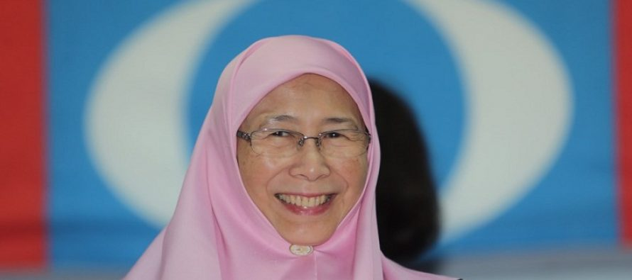 DPM Wan Azizah visits Geneva Islamic Cultural Foundation