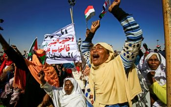 Three-year transition period for Sudan