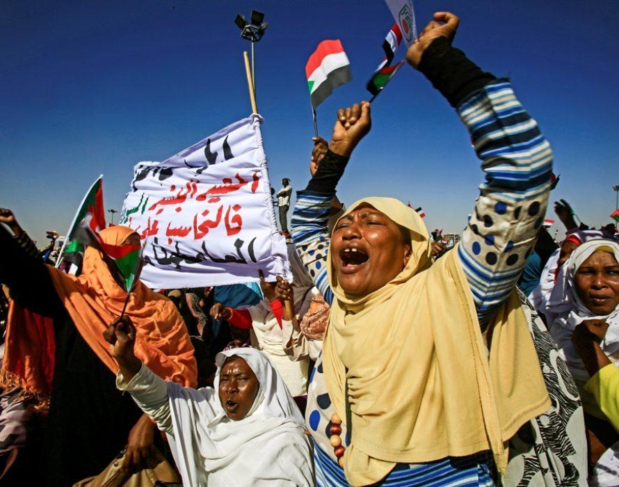 Three-year transition period for Sudan