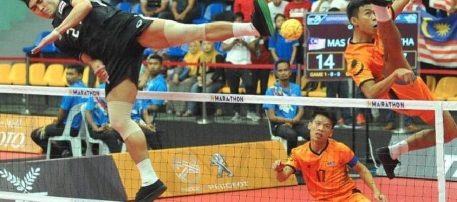 South Korean stint for national sepak takraw squad