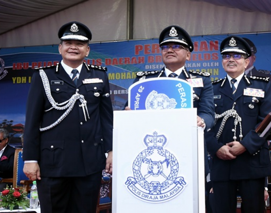 New IGP Hamid Bador to take over tomorrow